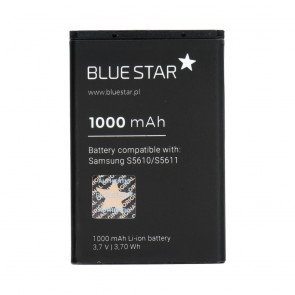 Battery for Samsung S5610/S5611/L700/S3650 Corby/S5620/B34110 Delphi/S5260 Star II 1000 mAh Li-Ion BS PREMIUM