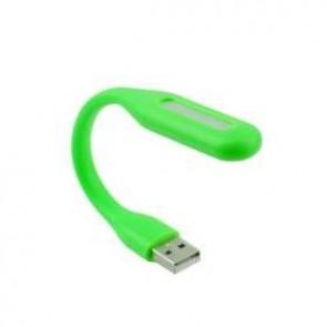 Λάμπα Led USB για  laptop Πράσινη