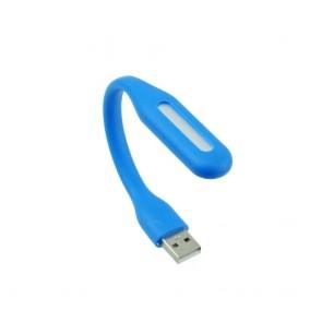 Λάμπα Led USB για laptop Μπλέ