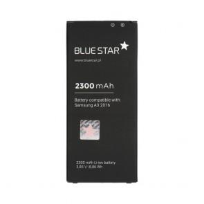 Battery for Samsung A3 2016 2300 mAh Li-Ion Blue Star