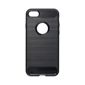 Forcell CARBON Case for IPHONE 7 / 8 black