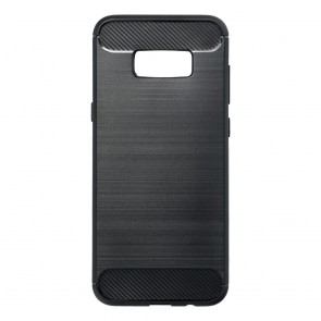 Forcell CARBON Case for SAMSUNG Galaxy S8 PLUS black