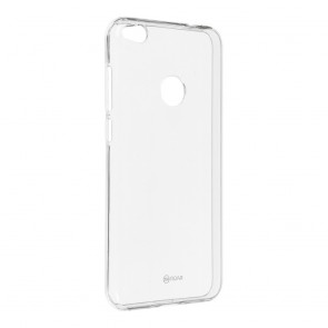 Jelly Case Roar - for Huawei P8 Lite 2017 / P9 Lite 2017 / Honor 8 Lite transparent