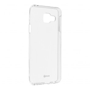 Jelly Case Roar - for Samsung Galaxy A3 2016 transparent