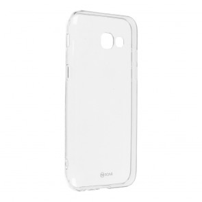 Jelly Case Roar - for Samsung Galaxy A5 2017 transparent