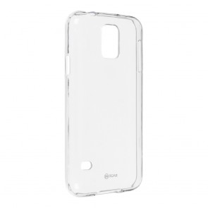 Jelly Case Roar - for Samsung (SM-G900) Galaxy S5 transparent