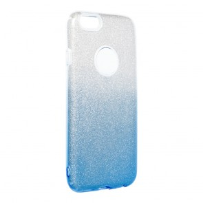 Forcell SHINING Case for IPHONE 6/6S clear/blue