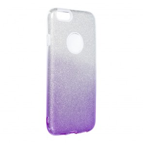 Forcell SHINING Case IPHO 6/6S clear/violet