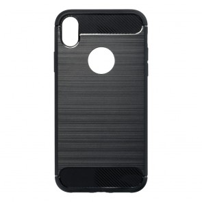 "Forcell CARBON Case for IPHONE XR ( 6,1"" ) black"
