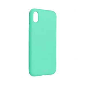Roar Colorful Jelly Case - for Iphone XR mint