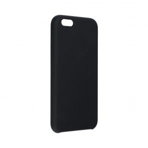 Forcell Silicone Case for IPHONE 6 / 6S black (without hole)