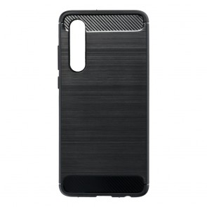 Forcell CARBON Case for HUAWEI P30 black