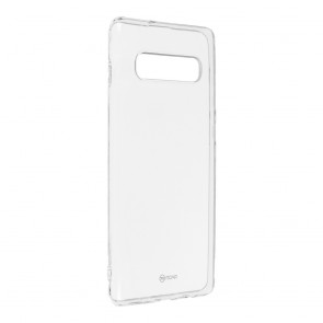 Jelly Case Roar - for Samsung Galaxy S10 PLUS transparent