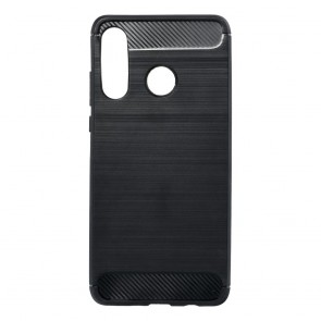 Forcell CARBON Case for HUAWEI P30 Lite black
