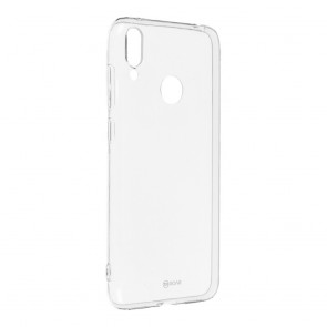 Jelly Case Roar - for Huawei Y7 2019 / Y7 Prime 2019 transparent
