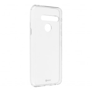 Jelly Case Roar - for LG G8 ThinQ transparent