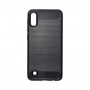 Forcell CARBON Case for SAMSUNG Galaxy A10 black