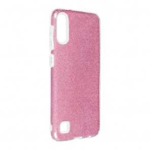 Forcell SHINING Case for SAMSUNG Galaxy A10 pink