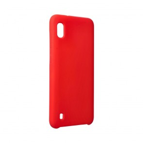 Forcell Silicone Case for SAMSUNG Galaxy A02S red