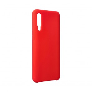 Forcell Silicone Case for SAMSUNG Galaxy A50 / A50S / A30S red