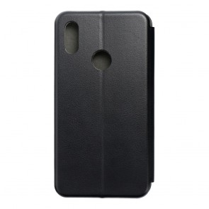 Book Forcell Elegance for  Huawei Y6 2019  black