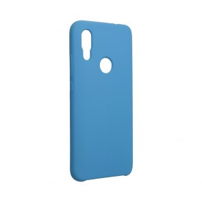 Forcell Silicone Case for Xiaomi Redmi 7 blue