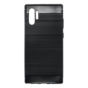 Forcell CARBON Case for SAMSUNG Galaxy NOTE 10 Plus black