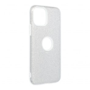 """Forcell SHINING Case for IPHONE 11 PRO ( 5,8"""" ) silver"""