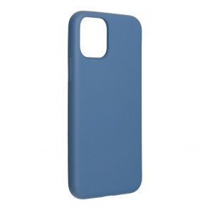 """Forcell SILICONE LITE Case for IPHONE 11 PRO ( 5.8"""" ) blue"""