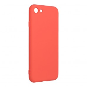 Forcell SILICONE LITE Case for IPHONE 8 pink