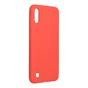 Forcell SILICONE LITE Case for SAMSUNG Galaxy A12 pink
