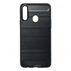 Forcell CARBON Case for SAMSUNG Galaxy A21S black
