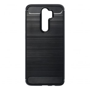 Forcell CARBON Case for XIAOMI Redmi NOTE 8 PRO black
