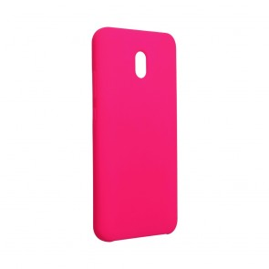 Forcell Silicone Case for Xiaomi Redmi 8A hot pink