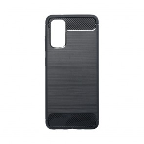 Forcell CARBON Case for SAMSUNG Galaxy S20 / S11e black