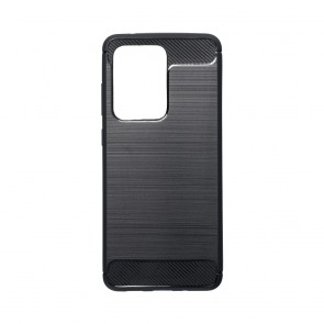 Forcell CARBON Case for SAMSUNG Galaxy S20 Ultra / S11 Plus black