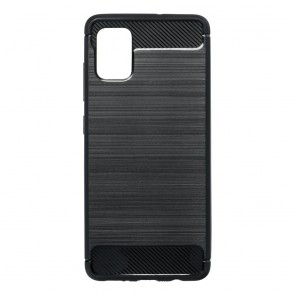 Forcell CARBON Case for SAMSUNG Galaxy A51 black