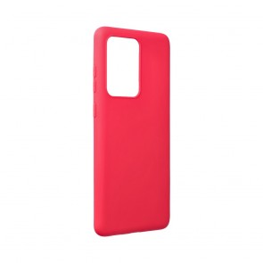 Forcell SOFT Case for SAMSUNG Galaxy S20 Ultra / S11 Plus red