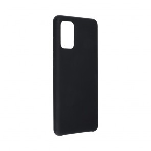 Forcell Silicone Case for SAMSUNG Galaxy S20 Plus / S11 black
