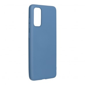 Forcell SILICONE LITE Case for SAMSUNG Galaxy S20 blue