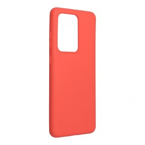 Forcell SILICONE LITE Case for SAMSUNG Galaxy S20 Ultra pink