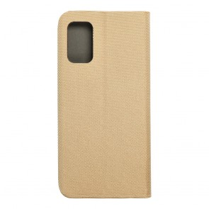 SENSITIVE Book for  SAMSUNG S20 Plus gold