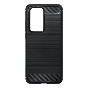 Forcell CARBON Case for HUAWEI P40 Pro black