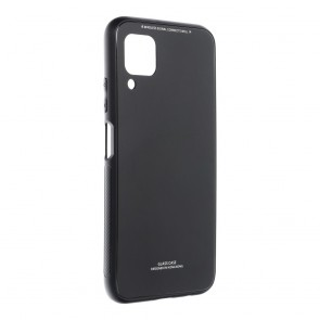 GLASS Case for HUAWEI P40 LITE black