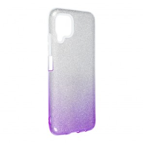 Forcell SHINING Case for HUAWEI P40 LITE transparent/violet