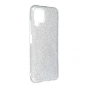 Forcell SHINING Case for HUAWEI P40 LITE silver