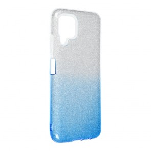 Forcell SHINING Case for HUAWEI P40 LITE clear/blue