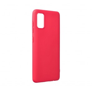 Forcell SOFT Case for SAMSUNG Galaxy A41 red