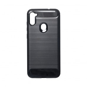 Forcell CARBON Case for SAMSUNG Galaxy A11 black