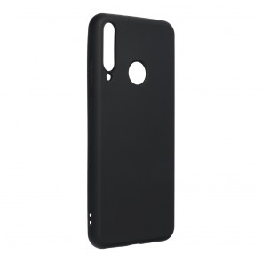 Forcell SILICONE LITE Case for HUAWEI Y6P black
